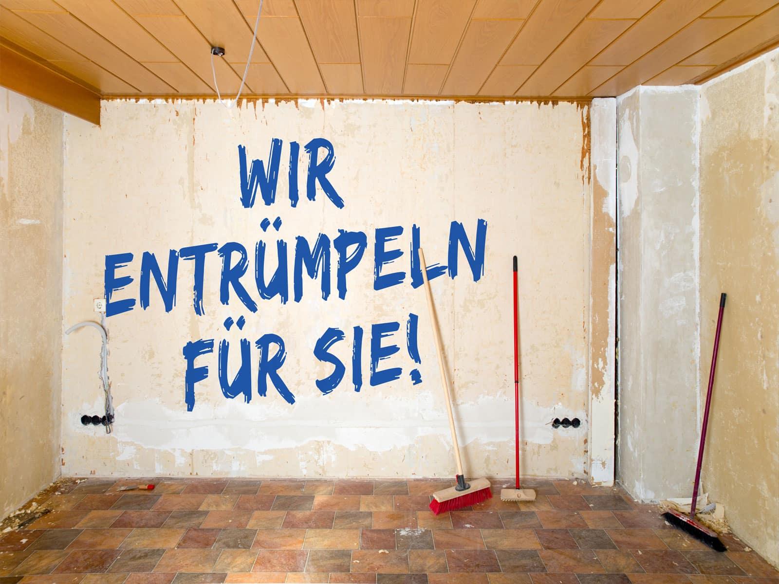 Afallentsorgung Augsburg Entrümpelung Haushaltsauflösung